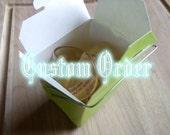 Custom order for dogyarnfun