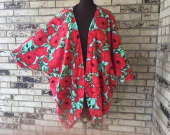 Plus Size Ultra Soft Extra Roomy Shrug/Jacket