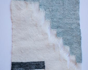 Hand woven tapestry. Wall hanging, tapestry, home decor, wool