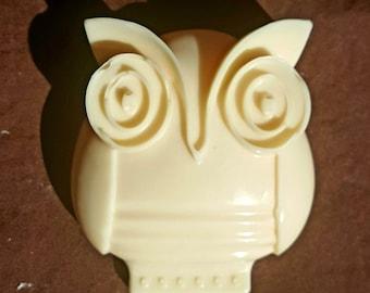 Sweet Orange Owl
