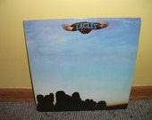 Eagles Vinyl Record album NEAR MINT 1972