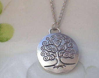 Tree of life pendant Tree of life necklace Tree of life jewelry ,Tree Pendant Necklace SALE