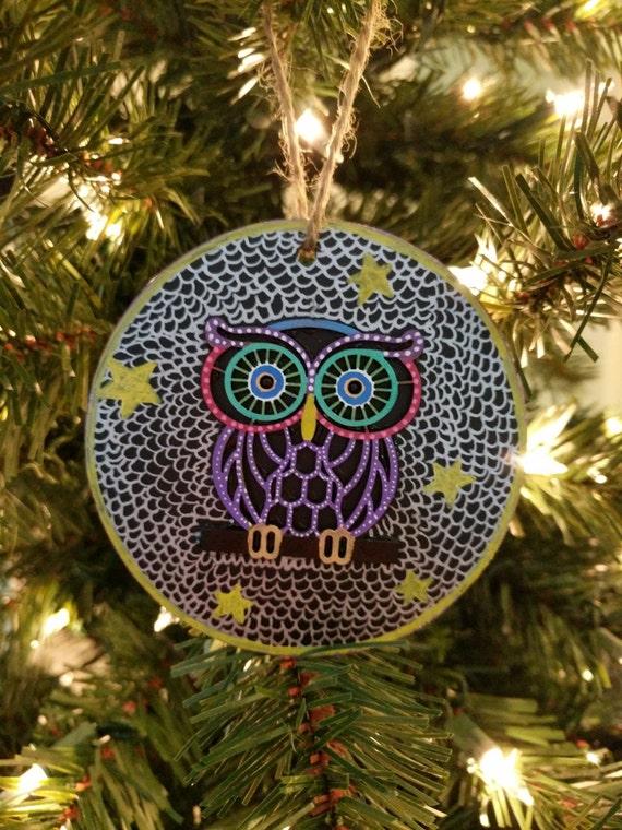 Owl Ornament