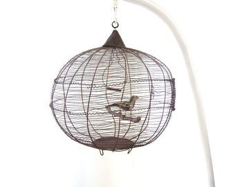 Large Primitive Wire Birdcage
