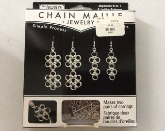 Chain Maille Earring Kit