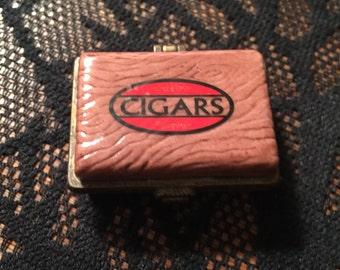 Midwest of Cannon Falls Limoges Mini Trinket Cigar Box