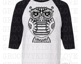 Owl Design Instant Download for Electronic Cutters silhouette cricut vinyl digital decal hippie boho chic t shirt heat transfer