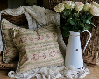 Vintage Lovely French  Shabby Chic Pillows