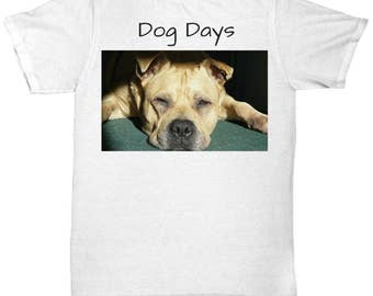 Dog Days T-shirt - Boxer
