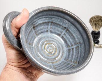 Wet Shaving Mug - Wetshaving Ceramic - Wetshave Pottery - Wet Shave Ceramic - Clay Shave Cup - Mug For Wetshaving - Ceramic Shave - In Stock