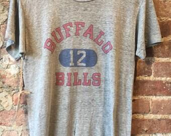 Buffalo bills vintage football tshirt