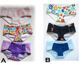 15 inch Baby Doll Clothes will fit such Dolls as Bitty Baby - Diapers