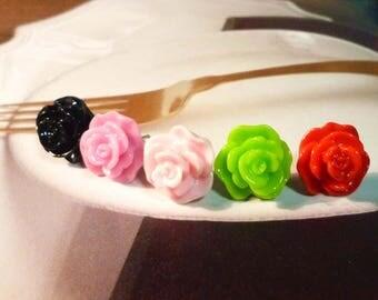 SALE - Sweet Flower Earrings