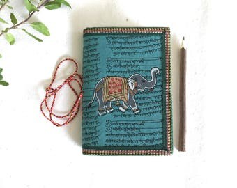 Elephant Journal, Art Journal, Husband Gift, Brother Gift, Boyfriend Gift, Father Gift, Son Gift, Gift for him, Gift for Guys, Fathers Day