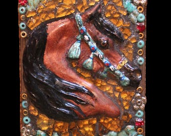 Arabian Horse Iphone 5 5c Cell Phone Case