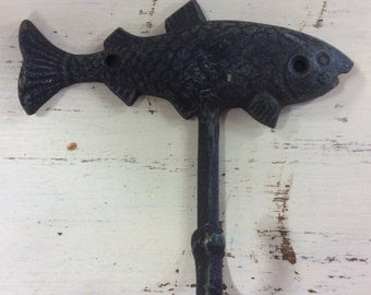 Cast Iron Fish Hook