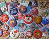 RESERVED for Jasmine 3 Store Pin Backs Buttons Cassidy Aladdin ET