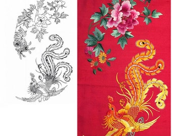Custom-made hand embroidery service for your art