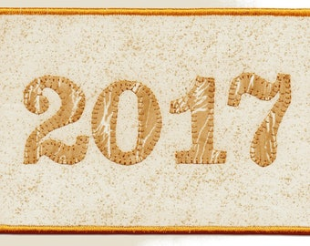 2017 A Quilted Fabric Postcard