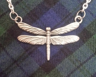 NK-49 Dragonfly Necklace