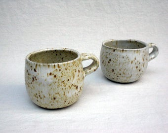 HOKKORI Mug - Buttermilk White