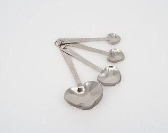 heart shape spoon