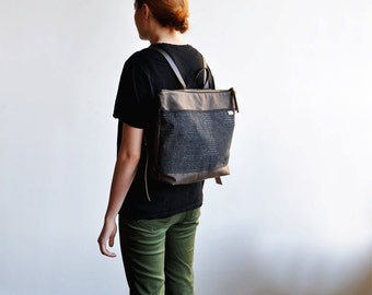 DAY PACK - veld/dark oak
