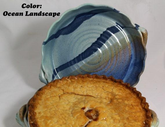 Pie Dish in 5 colors