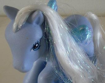 G3 My Little Pony Silver Glow Pegasus