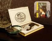 Hollow Book Safe (Vintage 1986 Nancy Drew: The Clue of the Velvet Mask)
