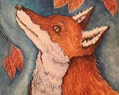 Red Fox (reserved for Anne)