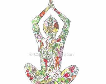 Namaste - Fine Art Print