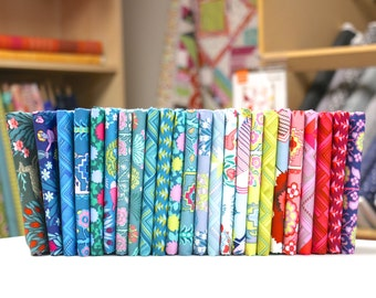 Splendor - Fat Eighth Bundle by Amy Butler for Westminster Fabrics - 24 pieces