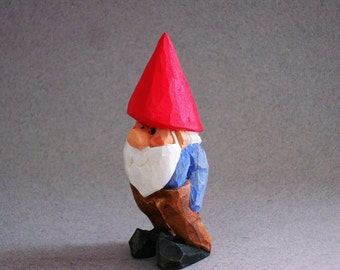 Gnome carving #80