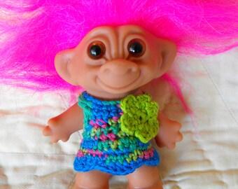 troll dress, troll clothing, troll outfit, troll clothes