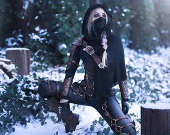 Thieves Guild - Genevieve - High Quality 8x11 SIGNED print