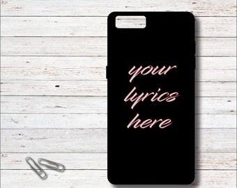 Song Lyric Phone Cases, Lyrics, Favorite Lyrics, Cell Case, iPhone Case, Music Lovers, Cell Phone Case, Personalized Phone Cases