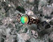 Atlantis ring - Welo Opal