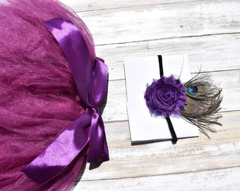 Newborn Photography prop, Photographer prop, Peackock Feather