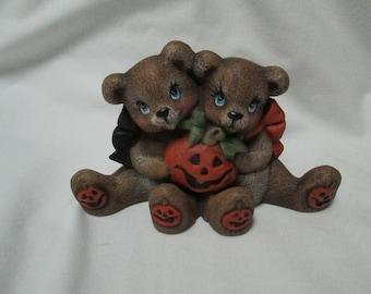 October Cuddlebear