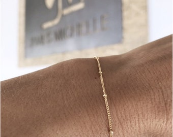Satellite Bracelet - Handmade Jewelry