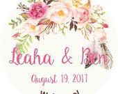 Custom Labels for Leaha