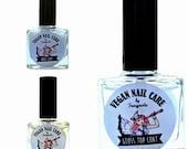 Vegan Nail Care, Gift Set, Top Coat, Base Coat, Cuticle Oil, cruelty free, 5 free, Indie Nail Polish, free from toxins, long lasting