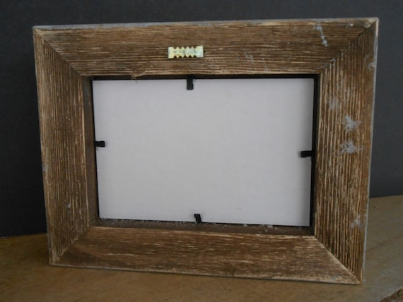 Barn Wood Thick Rustic Barn Board Picture Frames Western ...