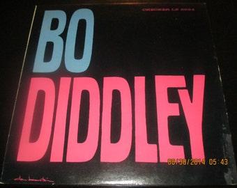 Bo Diddley VG++ vinyl - Bo Diddley - Original Edition 1956 - lps in NM- Condition