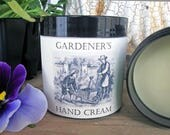 GARDENER'S Hand Cream Shea Butter and Natural Oils