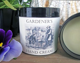 GARDENER'S Hand Cream Shea Butter and Natural Oils