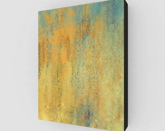 Natural Abstract Canvas Art Print (8inx10in)