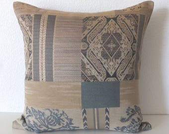 Persian Patchwork Pillow Cover