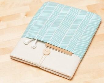 iPad Pro 12.9 case, iPad Pro 12.9 sleeve, 12.9 inch iPad Pro case,  iPad Pro cover - Lines